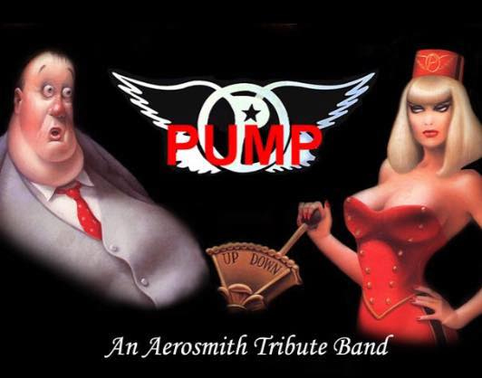 Pump NY Metor Area Aerosmith Tribute